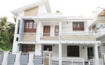 4 BHK Luxury Villa for sale at West Kadungalloor, Aluva-Ernakulam