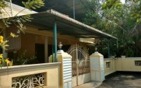 8.5 cent 1500 sq house near mapranam