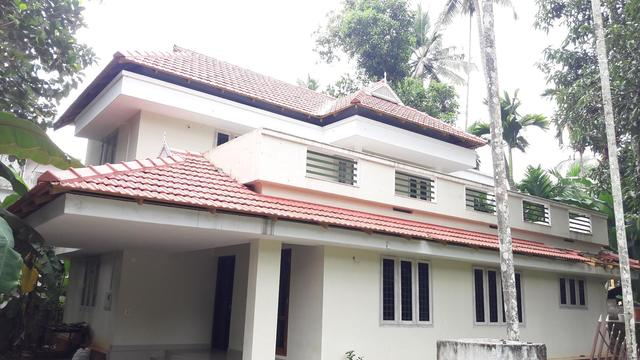 3bedroom villa for sale at Cheroor Thrissur