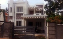 1700 Sqft Posh House for Sale at Thrissur