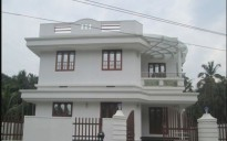 6 Cents With 2200 Sqft House for Sale at Thrissur