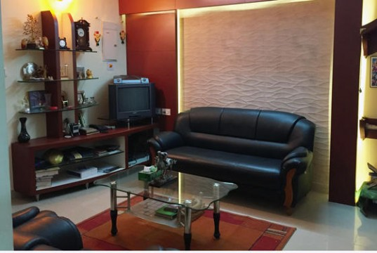 2BHK Furnished Apartment Thrissur
