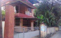 Double storied house for sale at Kodimatha, Kottayam.