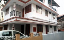 Independent house for sale in Westfort, Thrissur.