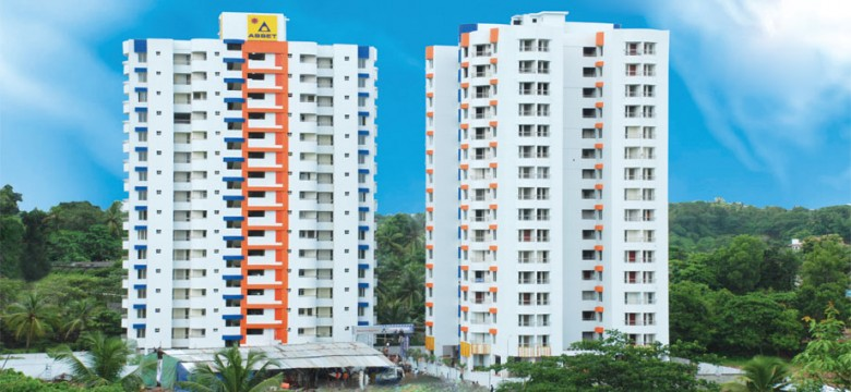 Flats for sale or rent in Kakkanad, Kochi