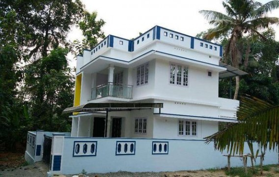 New 3 bedrooms 1600 sqft House in Kalamassery for 40 lakhs