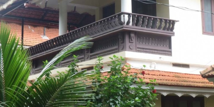 New Double Storied House For sale Thrissur – Kolazhy