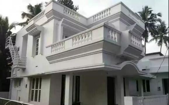 House for sale at Aluva -Kuttamassery