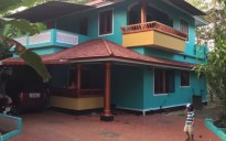 Fully furnished home at kallettumkara