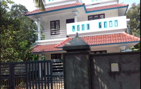 5 BHK House for sale in Aluva, Sreemoolanagaram.